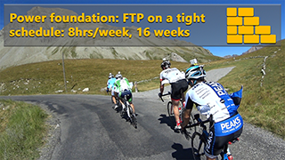 Power foundation: FTP!
