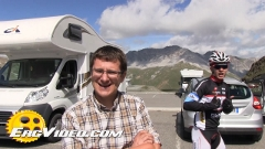 interview on the stelvio